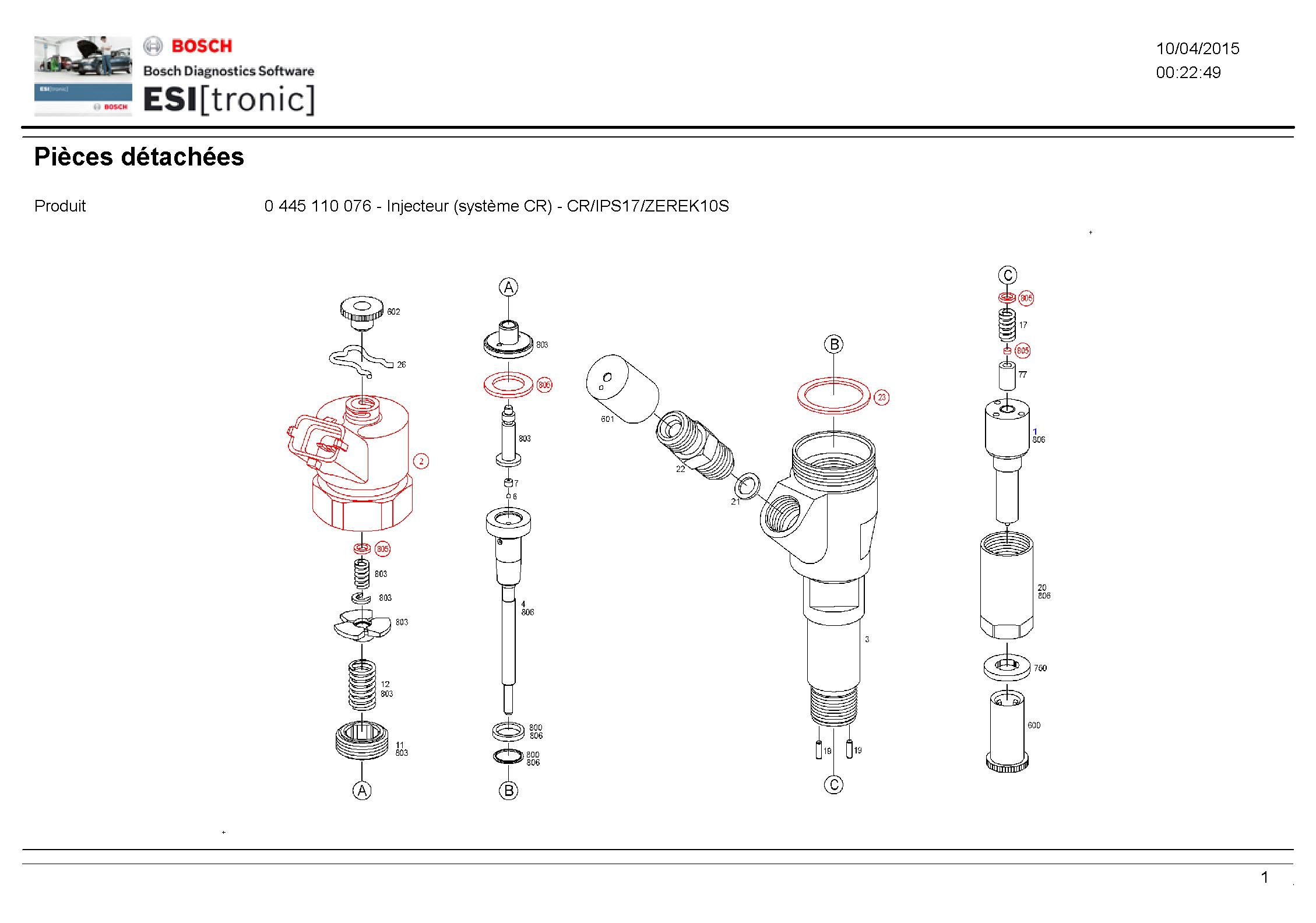 joint injecteur cr joint injecteur common rail lir1100b. Black Bedroom Furniture Sets. Home Design Ideas